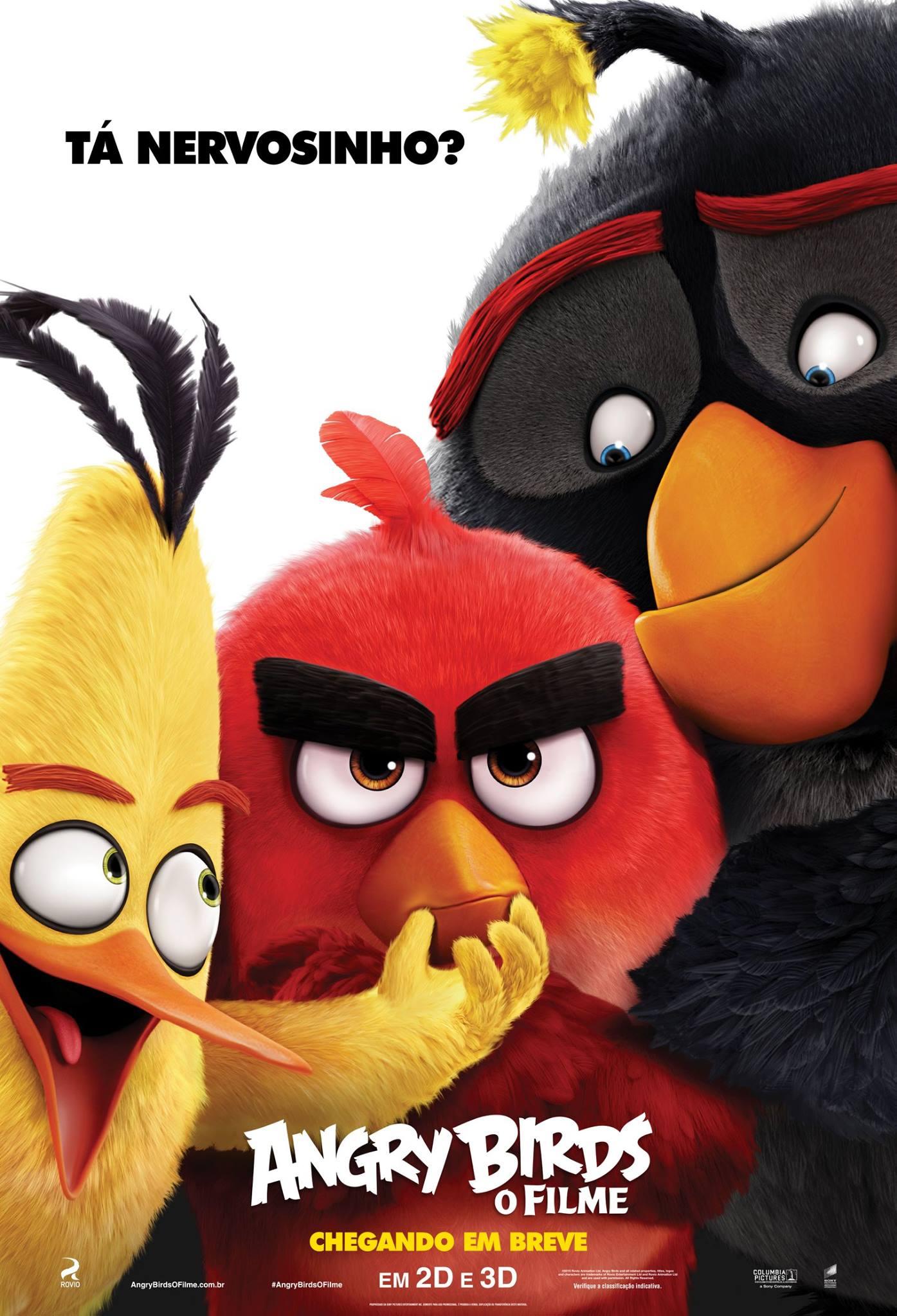 Cineweb Angry Birds O Filme